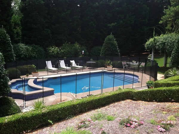 pool fence installation Raleigh, NC