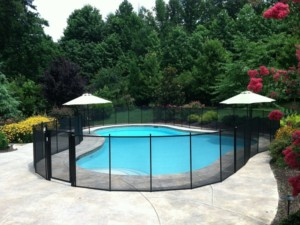pool fence installer Raleigh, North Carolina