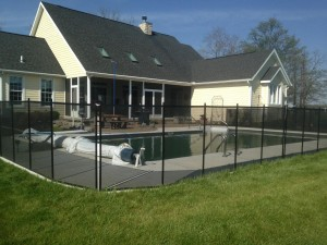 pool fence North Ohio
