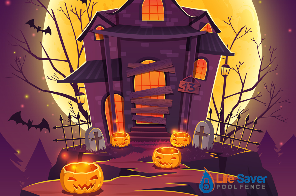 Halloween Safety: Make Sure Your Pool is Locked Up