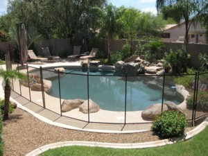 Life Saver Pool Fence