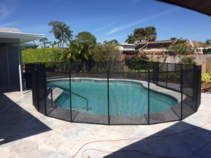 pool fence installation in Sarasota & St. Petersburg, FL
