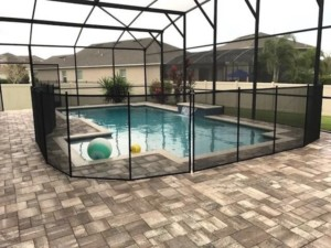 pool fence installer in Mobile, Alabama