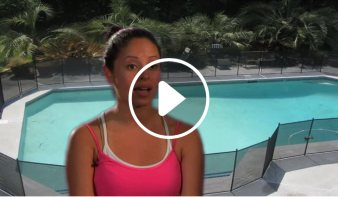 Life Saver Pool Safety Fence customer review
