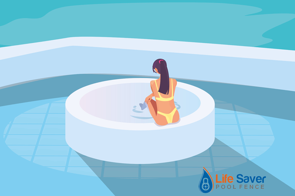 How to Safely Get Out of a Hot Tub